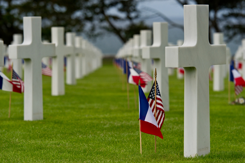 Colleville American Cemetery